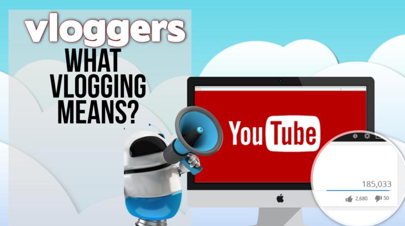 vlogging definition